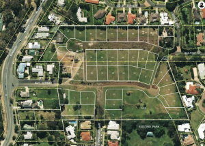 Tod Consulting Noosaville Subdivision Lot Layout