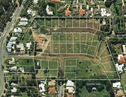 Noosaville Subdivision
