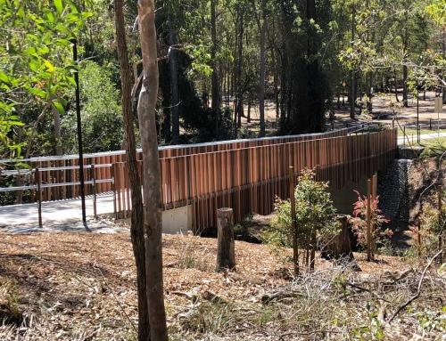 Kedron Brook Bridge, Ferny Hills – for Cycling & Walking